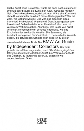 BMW Art Guide by Independent Collectors.