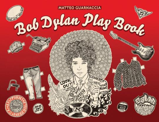 Bob Dylan Play Book. Spielbuch.
