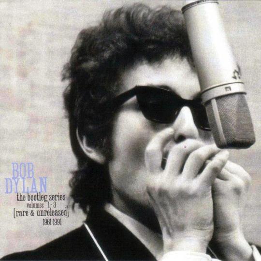 Bob Dylan. The Bootleg Series Vol. 1-3. 5 Vinyl LPs.