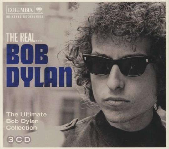 Bob Dylan. The Real... Bob Dylan. 3 CDs.
