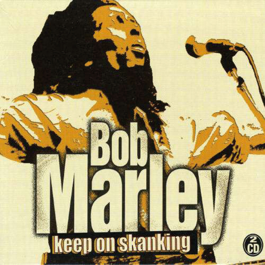 Bob Marley. Keep on skanking. 2 CDs.