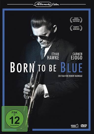 Born to Be Blue. DVD.