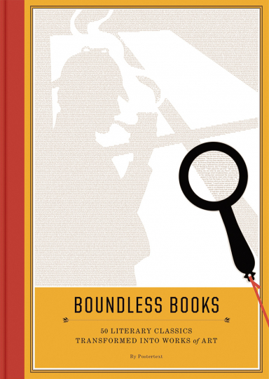 Boundless Books. 50 Works of Classic Literature Transformed into Works of Art.