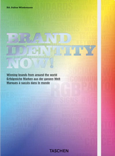 Brand Identity Now! Winning Brands from around the world.