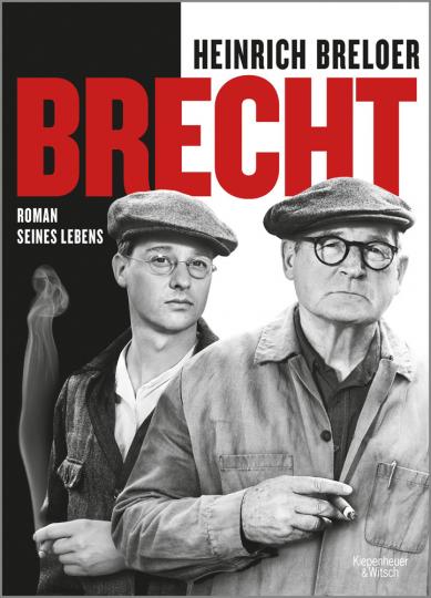 Brecht. Roman seines Lebens.