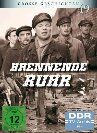 Brennende Ruhr DVD