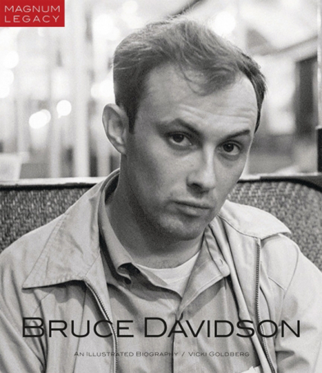 Bruce Davidson. An illustrated Biography.