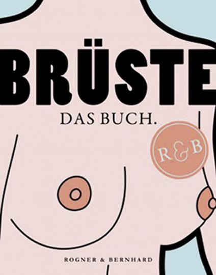 Brüste. Das Buch.