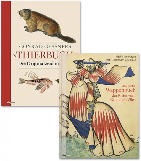 Buchkunst. 2 Bände.