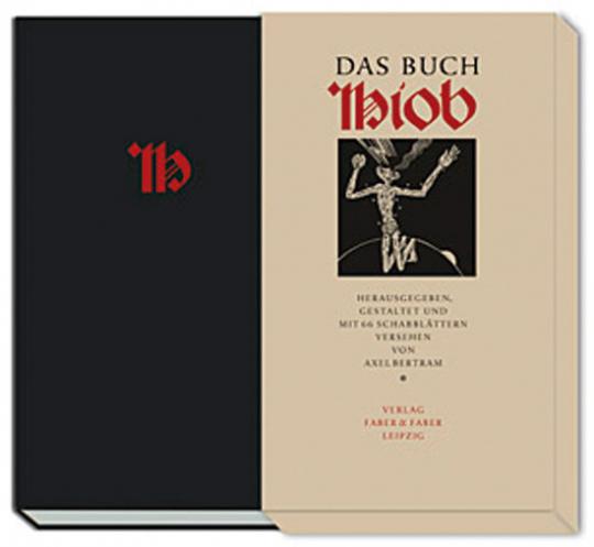 Buchpaket Das Buch Hiob. Dunkel war's, der Mond schien helle. Das Snobbuch.