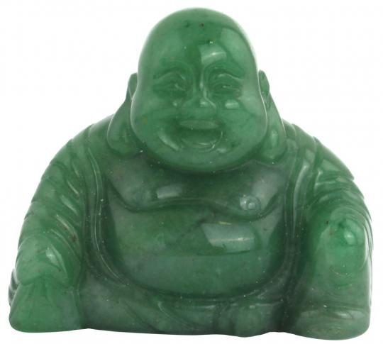 Buddha aus Aventurin.