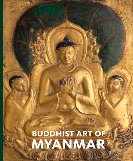 Buddhist Art of Myanmar. Buddhistische Kunst in Myanmar.