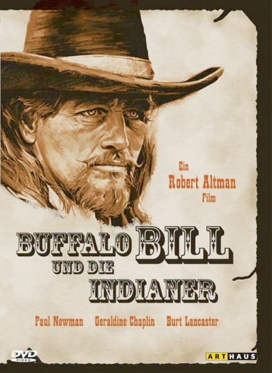 Buffalo Bill und die Indianer DVD