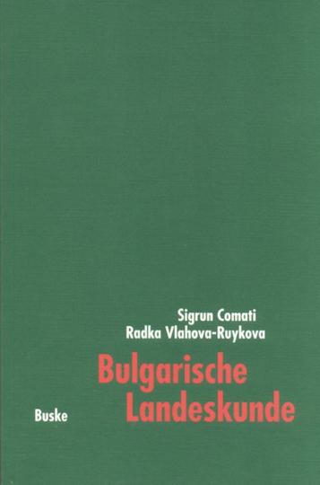 Bulgarische Landeskunde