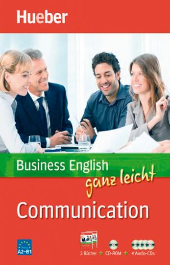 Business English ganz leicht CD-ROM & 4 Audio CDs