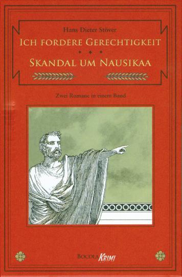 C.V.T. im Dienste der Caesaren Band 2: Ich fordere Gerechtigkeit/Skandal um Nausikaa