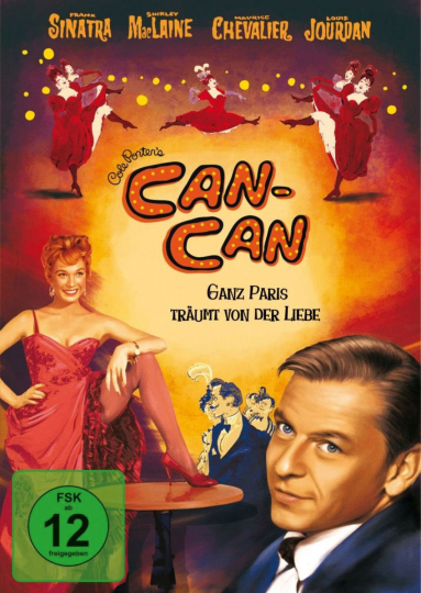 Can – Can DVD