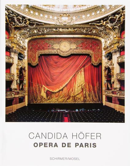 Candida Höfer - Opera de Paris.