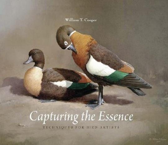 Capturing the Essence. Das Malen von Vögeln und seine Techniken.