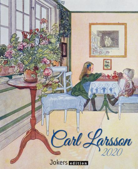Carl Larsson 2020. Wandkalender.