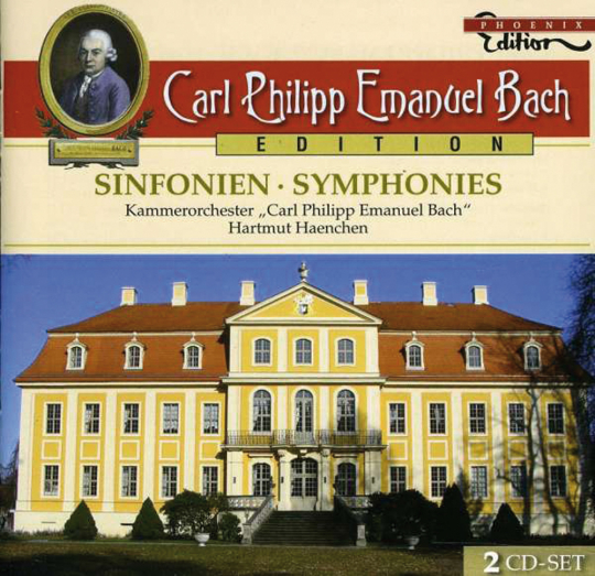 Carl Philipp Emanuel Bach. Sinfonien.