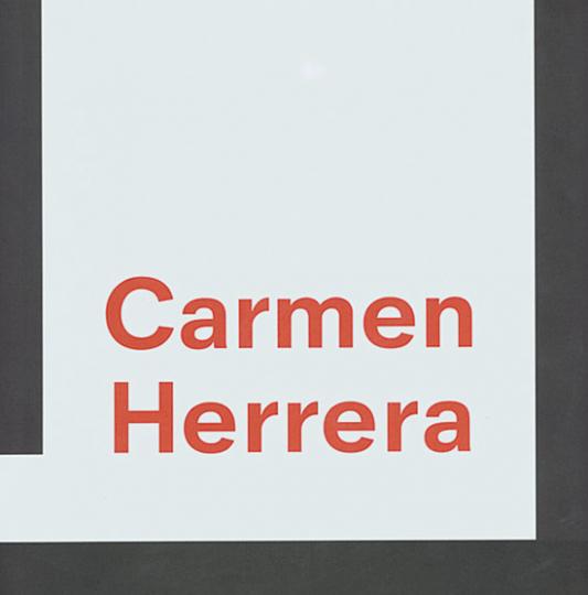 Carmen Herrera.