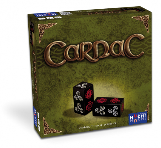 Carnac. Spiel für 2 Spieler.