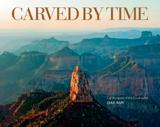 Carved by Time. Landscapes of the South West.