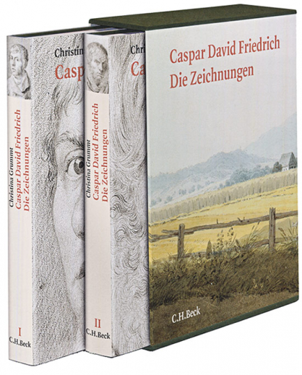 Caspar David Friedrich. Die Zeichnungen.