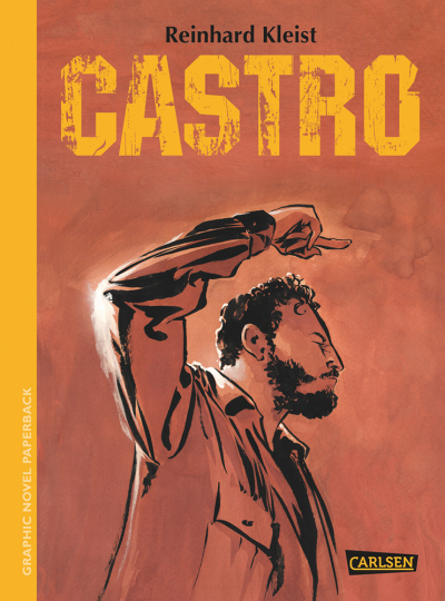 Castro. Graphic Novel.