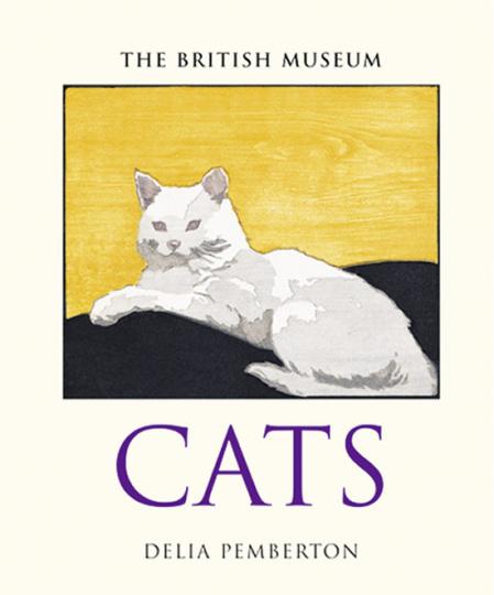 Cats. Illustriert mit Werken aus dem British Museum London.