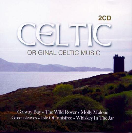 Celtic 2 CDs