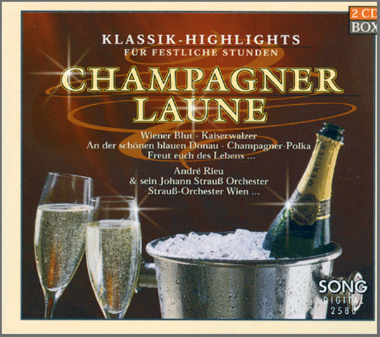 Champagner Laune 2 CDs