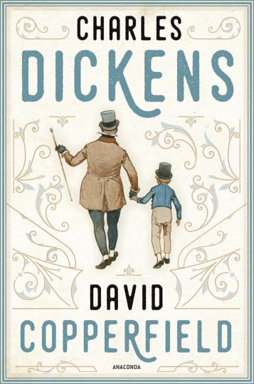 Charles Dickens. David Copperfield. Roman.
