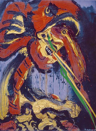 Charles Szymkowicz - Arbeiten aus 25 Jahren