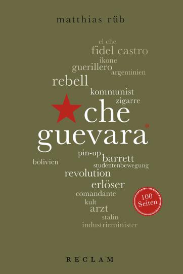 Che Guevara. 100 Seiten.