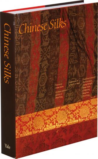 Chinesische Seide. Chinese Silks.
