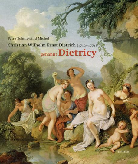 Christian Wilhelm Ernst Dietrich genannt Dietricy 1712-1774.