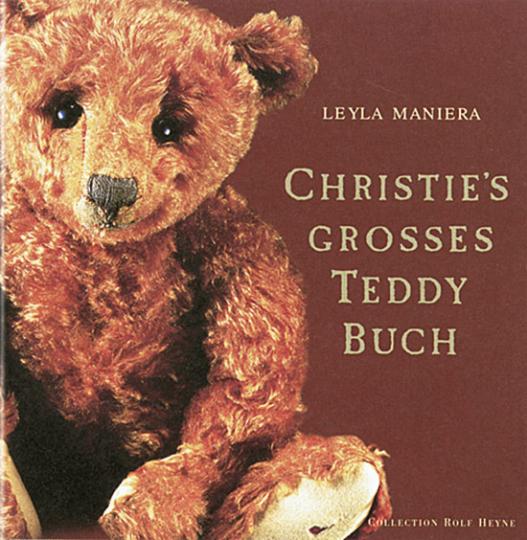 Christie's grosses Teddy-Buch