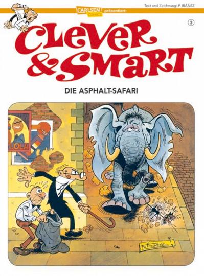 Clever und Smart 3 - Die Asphalt-Safari