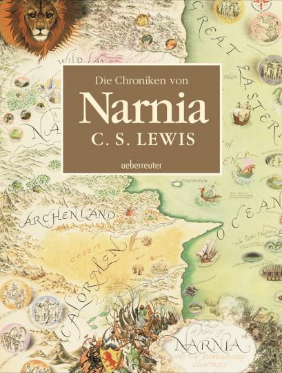 Clive S. Lewis. Die Chroniken von Narnia. Illustrierte Gesamtausgabe.
