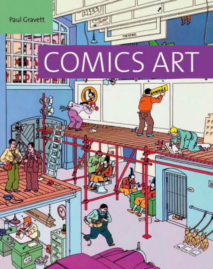 Comics Art.