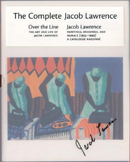 Complete Jacob Lawrence. Monografie und Werkverzeichnis in zwei Bänden.