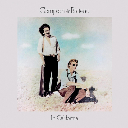 Compton & Batteau. In California. Vinyl LP.