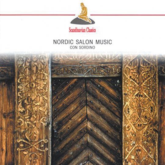 Con Sordino Ensemble. Nordisk Salonmusik. CD.