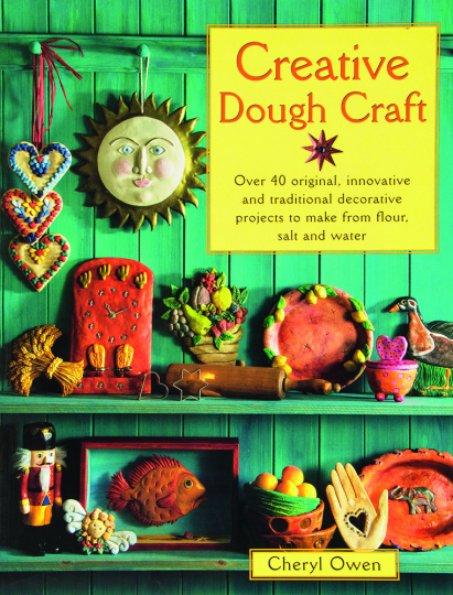 Creative Dough. Salzteig. Kreationen aus Mehl, Salz und Wasser.