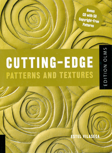 Cutting-Edge. Patterns and Textures. Buch + CD-ROM.