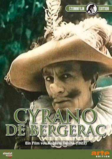 Cyrano de Bergerac. Stummfilm. DVD.