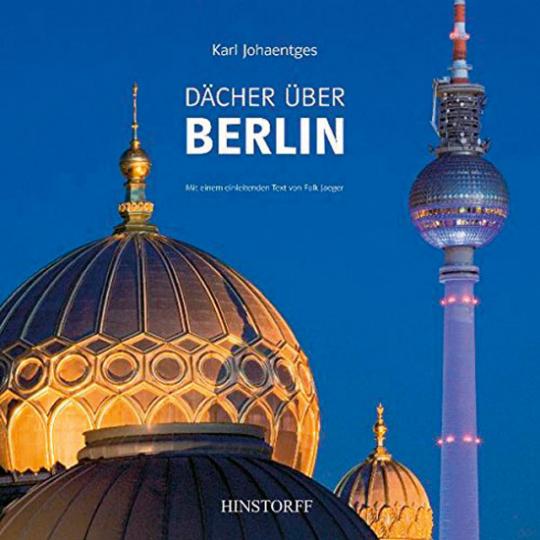 Dächer über Berlin.