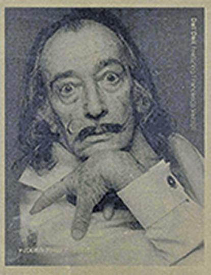 Dalí Dalí featuring Francesco Velozzi.